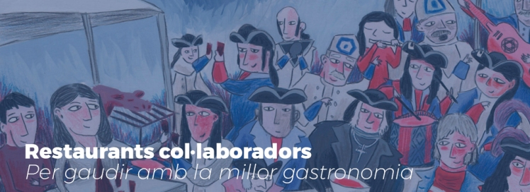 Restaurants colaboradors